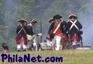 1776 Cannon Troops